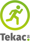 logo tekač