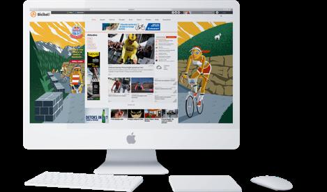 Spletni portal Bicikel